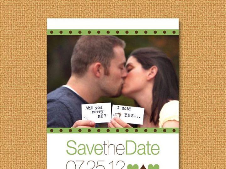 Tmx 1327628100974 Saveheartsv3 Union wedding invitation