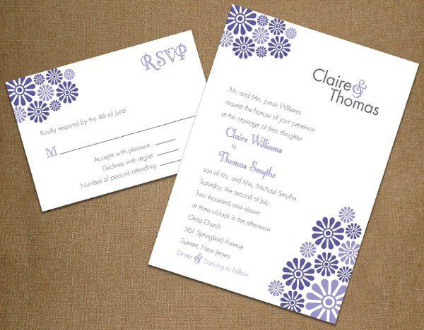 Tmx 1327628104114 Pinwheels Union wedding invitation