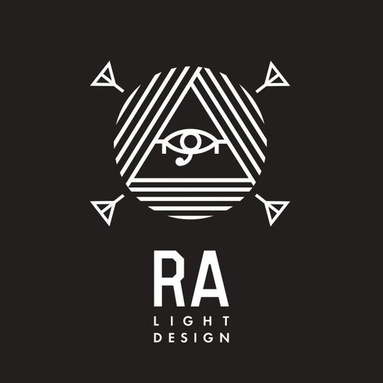 Logo Ra Light Design
