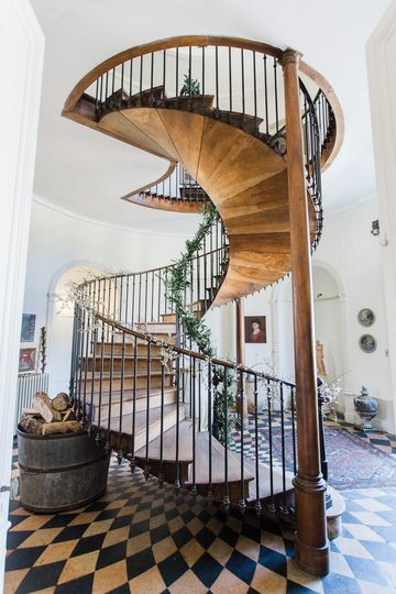 Spiral staircse