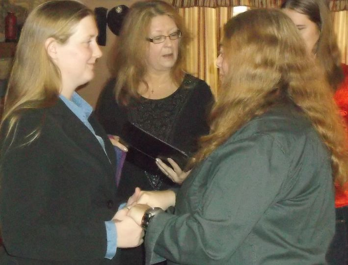 Vance County wedding officiant