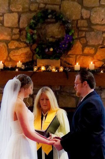 Wake County wedding officiant