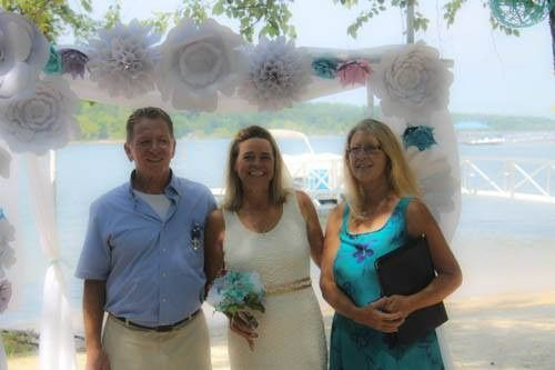 Tmx 1447941819550 Jamey Rocky July 18 6 Louisburg, North Carolina wedding officiant