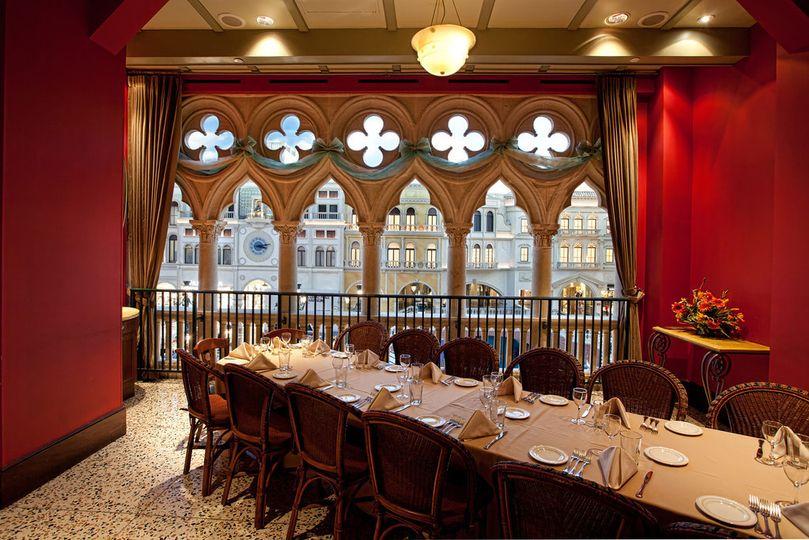 Romantic Italian Reception