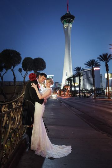 Chapel of the flowers venue las vegas nv weddingwire for Best wedding chapels in vegas