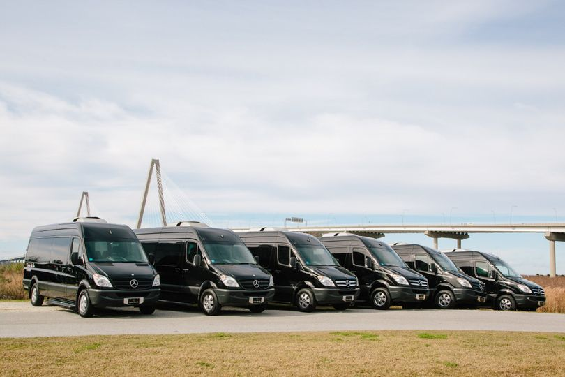 Mercedes Benz Sprinter Van Sample Fleet