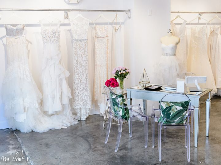 Tmx 1432145778103 Blush Bridal Store Imagesnaomi Chokr Photographywa Sarasota, FL wedding dress