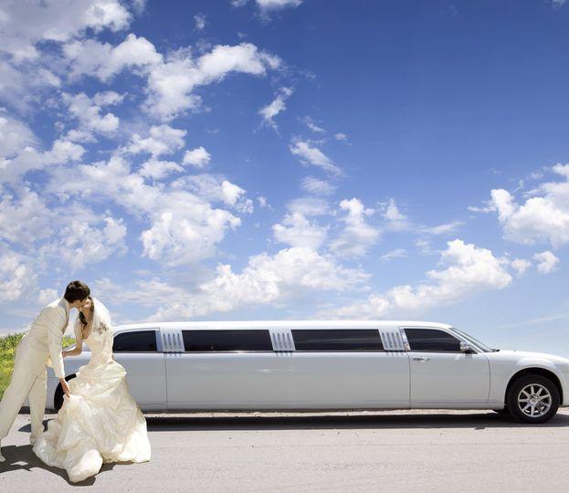 bigstock happy bride and groom about li 34703387 2