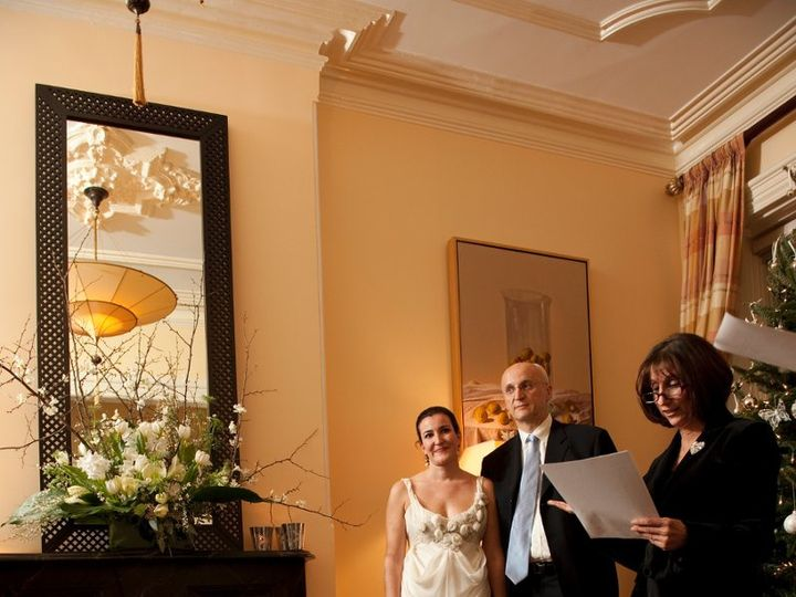 Tmx 1344208060847 Daphnejjwedding1431 Hoboken, NJ wedding officiant