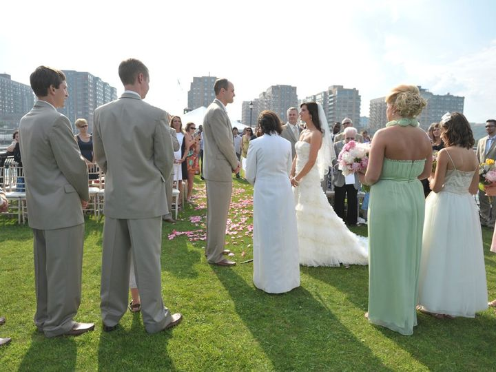 Tmx 1344208075670 DPRjessicakyle062511115 Hoboken, NJ wedding officiant