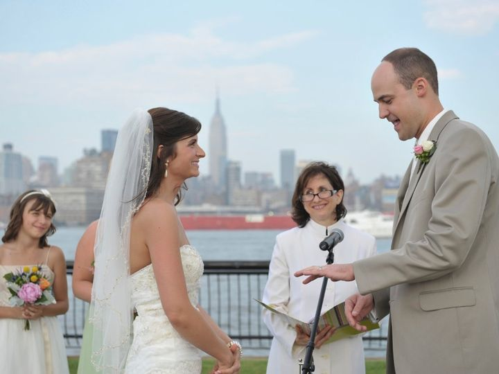 Tmx 1344208142586 DPRjessicakyle062511147 Hoboken, NJ wedding officiant