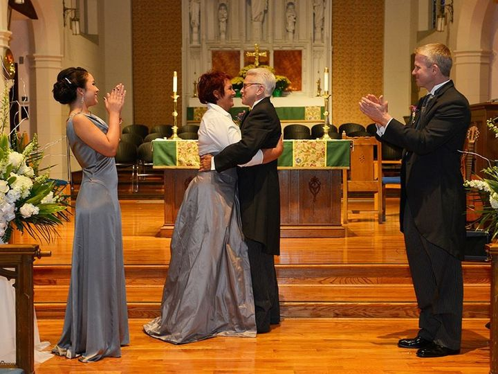 Tmx 1452198810266 Val And Susan Wedding Hoboken, NJ wedding officiant