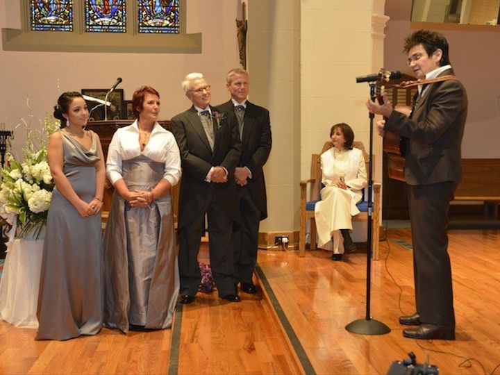 Tmx 1457901398018 Valweddingmusician Hoboken, NJ wedding officiant