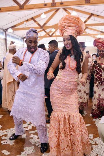 Nigerian Fusion Wedding