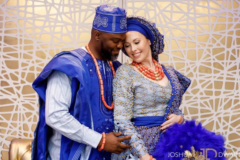 Nigerian Fusion Wedding