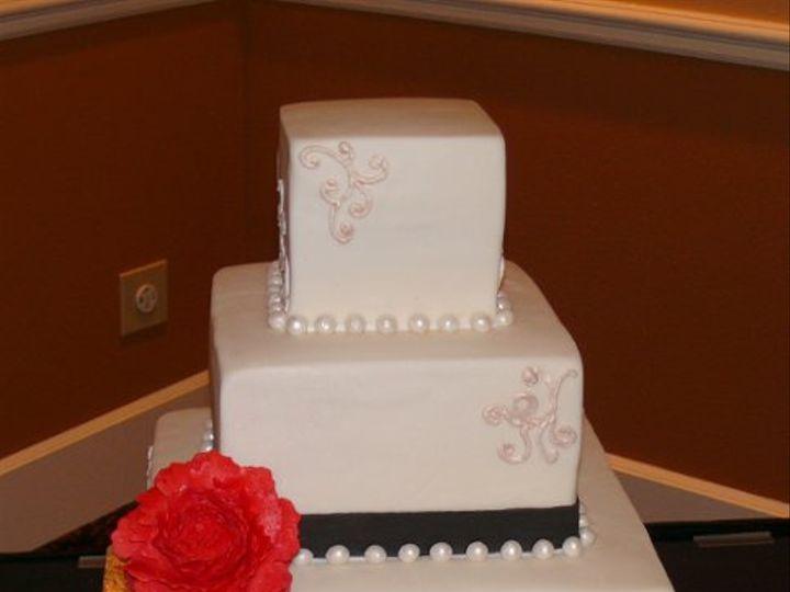 Tmx 1272944283765 Peony West Linn, OR wedding cake