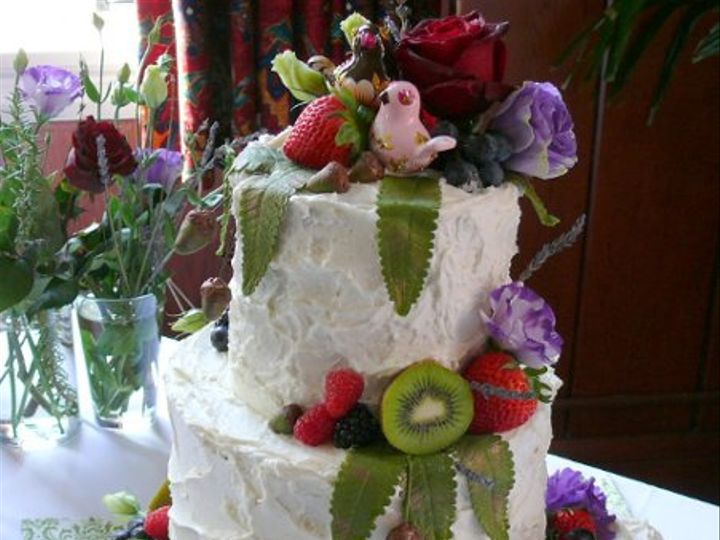 Tmx 1272945289374 Rebecca West Linn, OR wedding cake