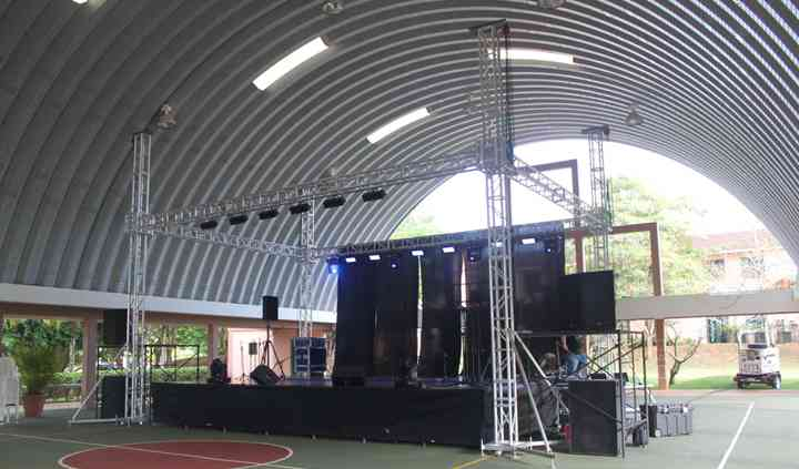 Stagepro Stage Lighting & Audio Services