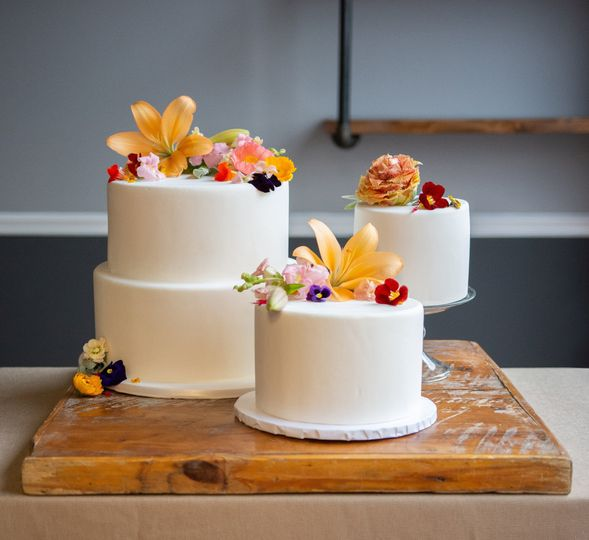 Multi layer layout of 4 tiers