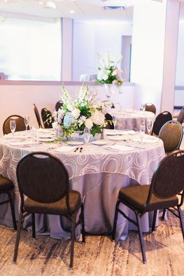 Penthouse Ballroom reception