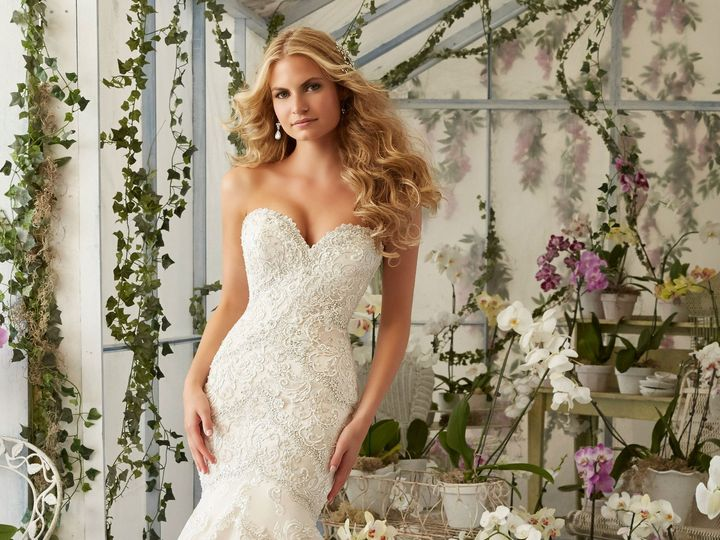 Tmx 1486072195353 2801 Freeport, NY wedding dress