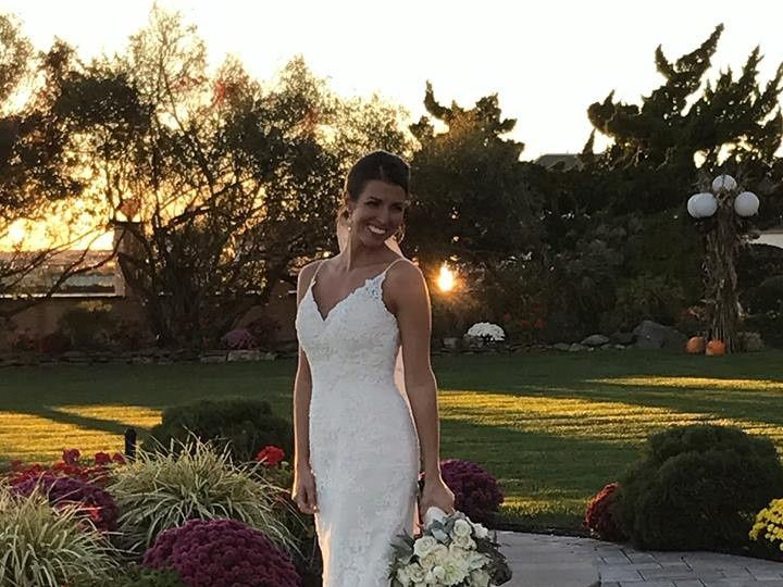 Tmx 1490307778695 1975 Jenna Anzelone Freeport, NY wedding dress