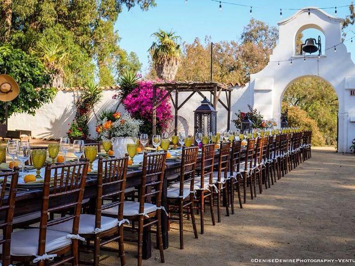 Tmx 1426531714562 Totally Local Olivas Adobe Ventura, CA wedding rental