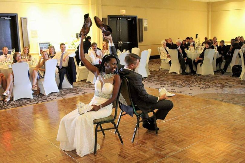 Classic wedding games