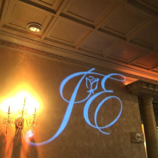 Monogram lighting