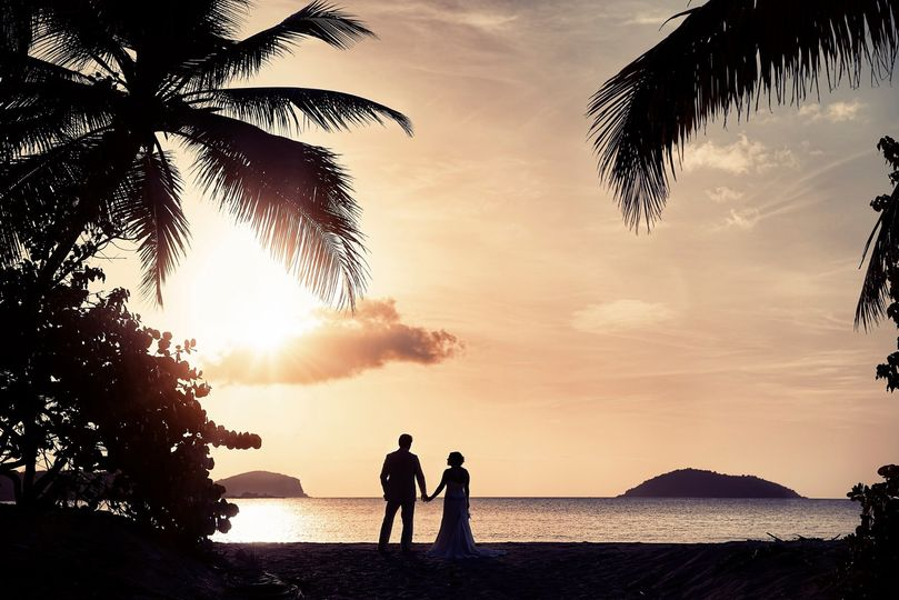 Virgin Islands wedding