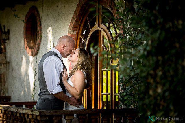 wedding at hacienda siesta alegre ro grande puerto