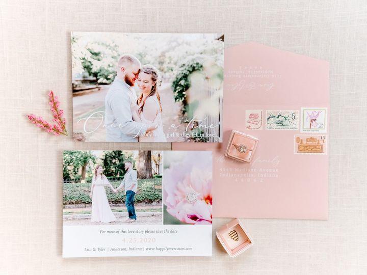 Tmx 2 51 988907 157833390089713 Indianapolis, IN wedding invitation