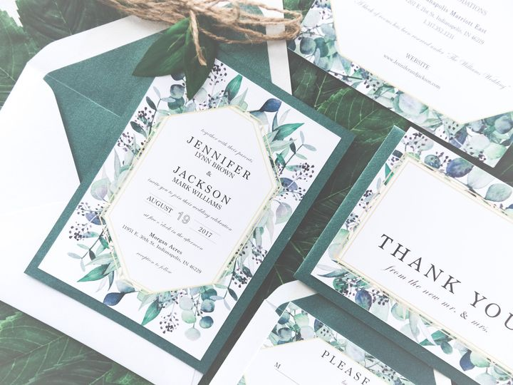 Tmx Edited 5 2 51 988907 157833398992286 Indianapolis, IN wedding invitation