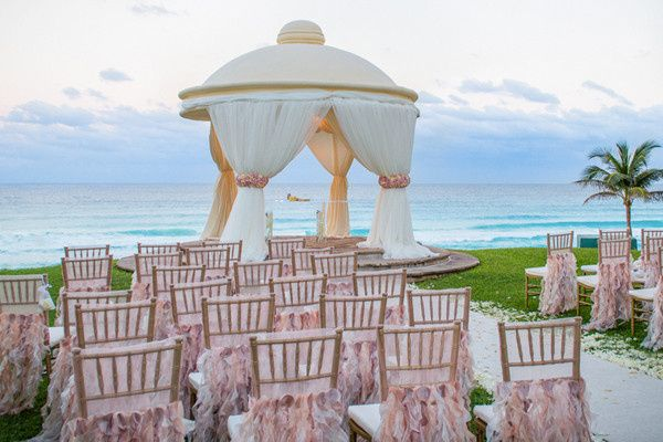 Weddings romantique planning caribbean mexico for Top caribbean wedding destinations