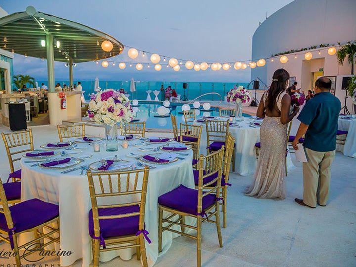 Tmx 1500406006135 Stylish Cancun Beach Palace Weddings Sky Terrace R Rockville, MD wedding planner