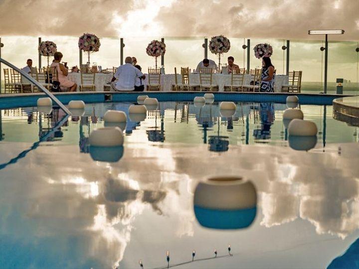 Tmx 1500407104247 Stylish Caribbean And Mexico Wedding Pool Terrace  Rockville, MD wedding planner