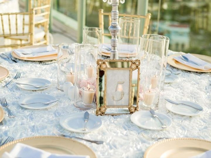 Tmx 1500407136329 Stylish Wedding Reception Table Number By Weddings Rockville, MD wedding planner
