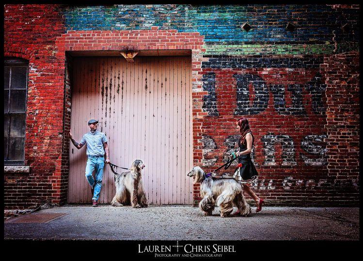 Lauren and chris studios