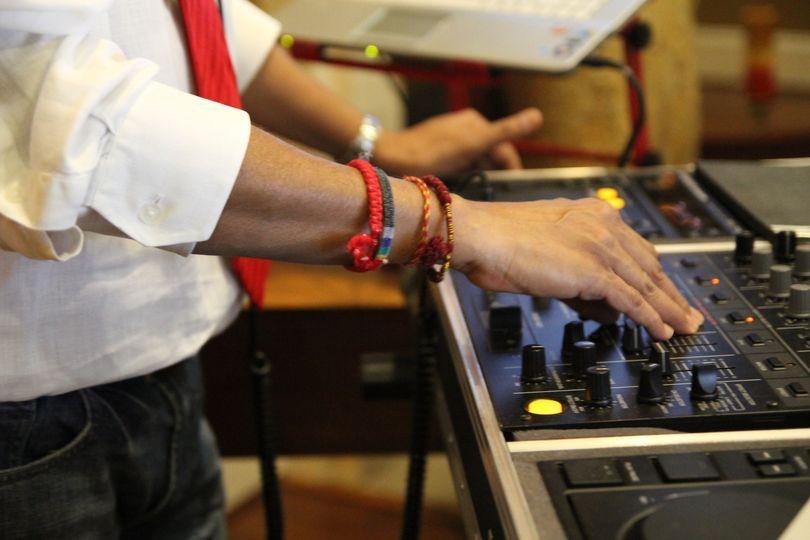 DJ on station