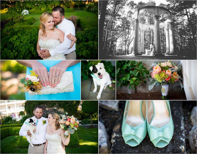 11x14 barn brides collage6