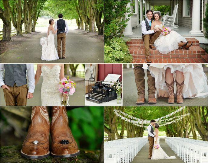 11x14 barn brides collage7