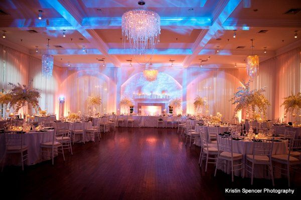 Elegant reception design