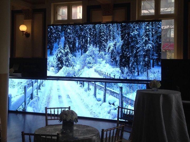 Tmx Bar Made Of Led Video Panels By Ormonde 0001 51 189907 157670592659143 Warren, RI wedding eventproduction