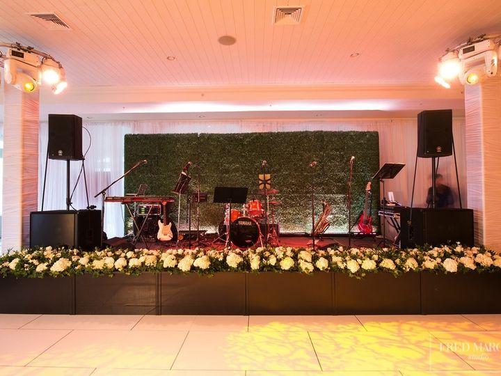 Tmx Belle Mer Wedding Stage White Dance Floor Banddance Floor Lighting Wall Drape And Ambient Lighting By Ormonde 0029 51 189907 157670592783924 Warren, RI wedding eventproduction