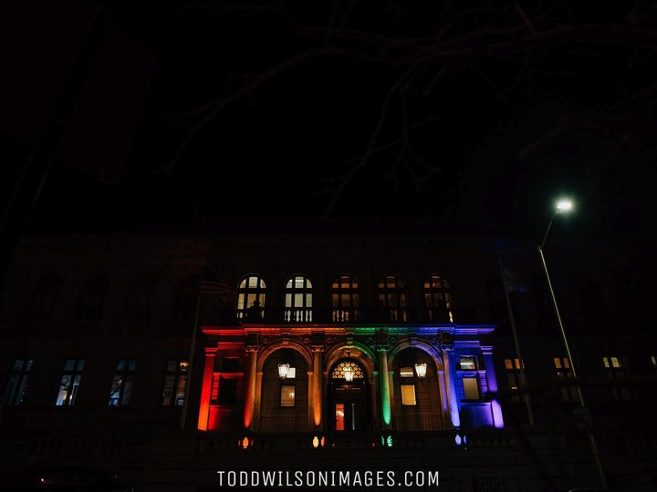 Tmx Providence Public Library Wedding Architectural Exterior Lighting By Ormonde 87 51 189907 157670593119632 Warren, RI wedding eventproduction