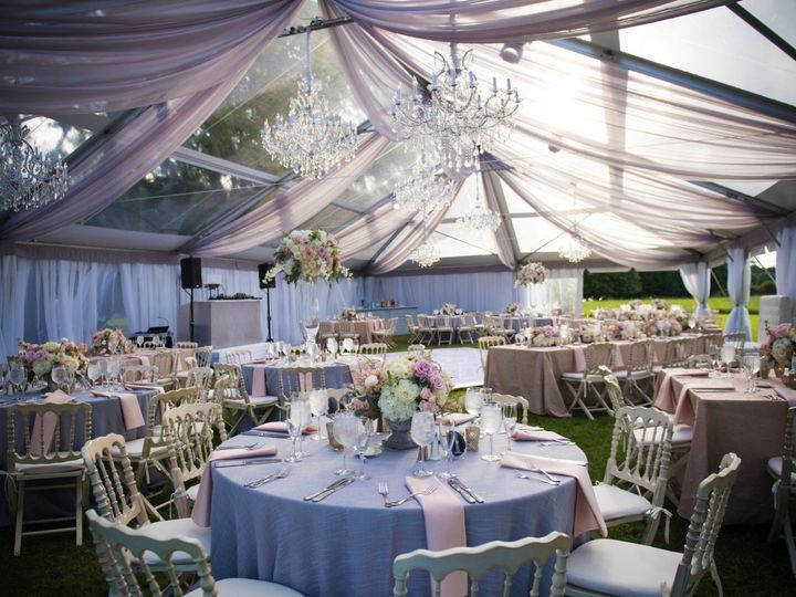 Tmx Rhode Island Wedding With Tent Draping Chandeliers White Dance Floor White Stage And Dj Booth By Ormonde 55 51 189907 157670593258111 Warren, RI wedding eventproduction