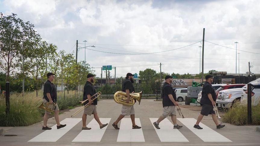 Beatles homage