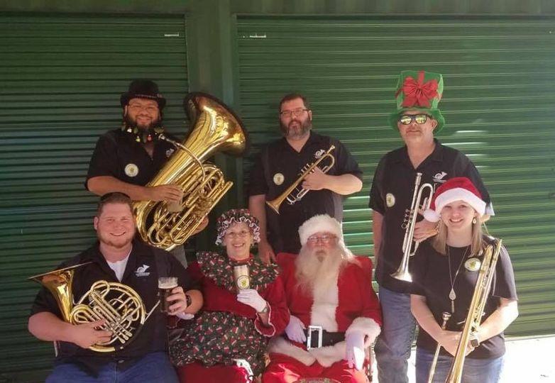 Christmas with the band