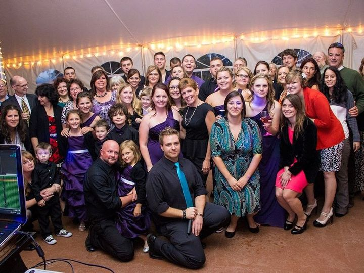 Tmx 1381891947067 Ream Wedding Group Shot Glen Rock wedding dj