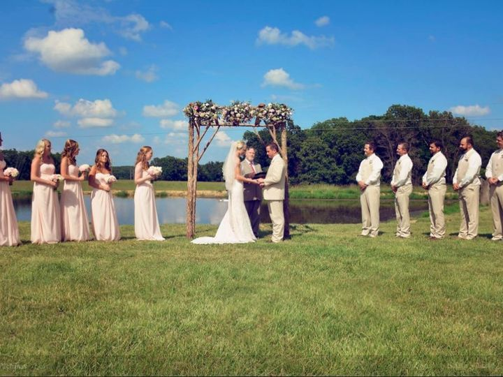 Tmx 1480463425723 Bridal Pary Sullivan, MO wedding venue
